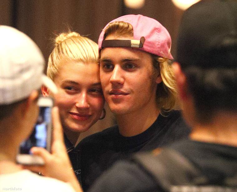 Viszont valahogy kimaradt, hogy a modell és a kanadai popsztár egyáltalán randizgatnának