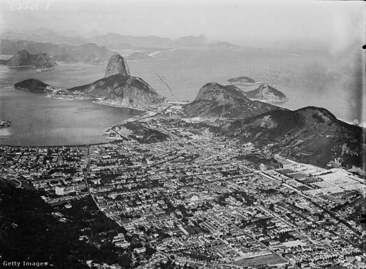 Rio de Janeiro, 1930.