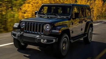 Alfa-dízelmotort kap a Jeep