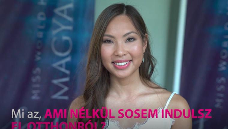 Kezdjük a sort a 21 éves, vietnámi származású Bui Tikyvel, aki azért jelentkezett a műsorba, hogy bátorítsa azokat a lányokat, akik ugyan itthon élnek és magyar állampolgárok, mégsem mertek jelentkezni a versenyre, mert azt gondolják, hogy a külső tulajdonságaik miatt nem fogják őket elfogadni