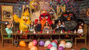 Angry Birds vidámpark nyílt Katarban