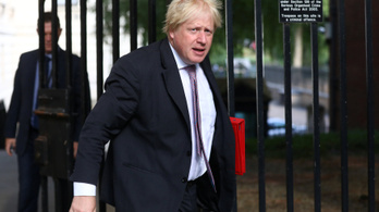 Lemondott Boris Johnson brit külügyminiszter