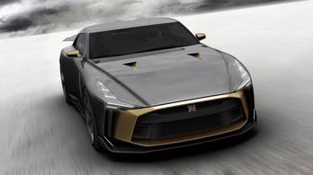 Megvehető lesz az olasz GT-R