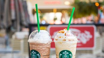 A McDonald's után a Starbucks is betiltja a műanyag szívószálakat
