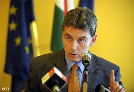 Éger István (Fotó: Kovács Attila)