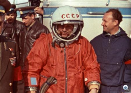 A CCCP hőse.