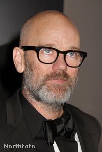 Michael Stipe, az R.E.M. énekese