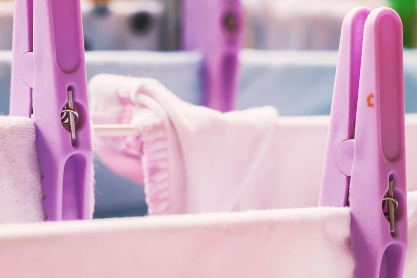 Hová teregeted a gyerek ruháit? Ha allergiás, erre nagyon figyelj