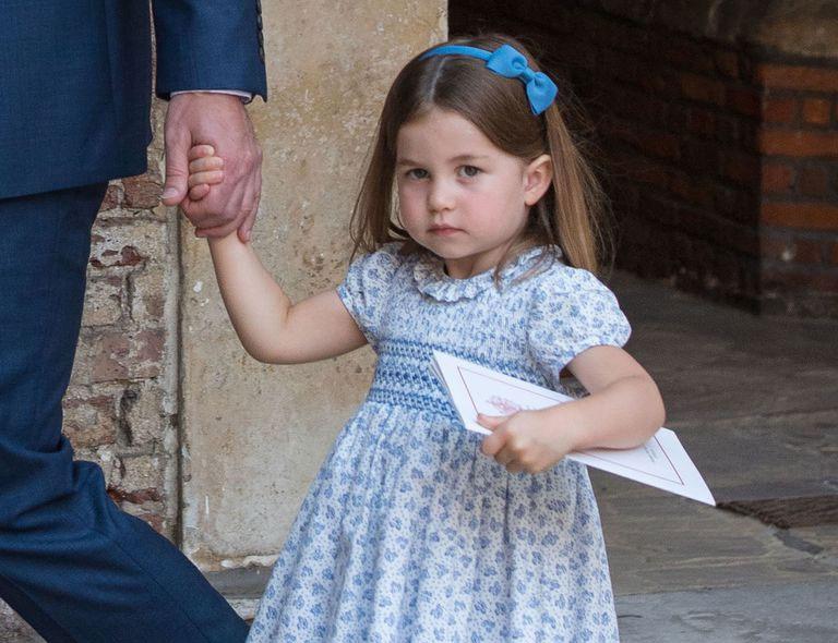 Charlotte hercegnő napról-napra egyre nagyobb és szebb.