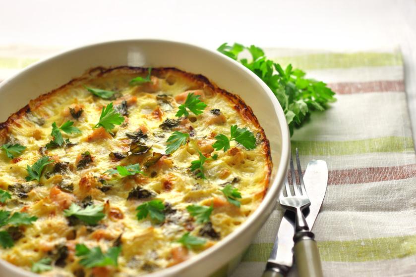 Dupla sajtos, csirkés rakott karfiol: így lesz finom szaftos