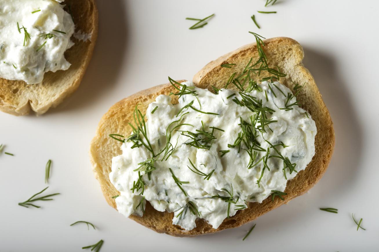 Fetás, joghurtos szendvicskrém percek alatt: isteni íze van