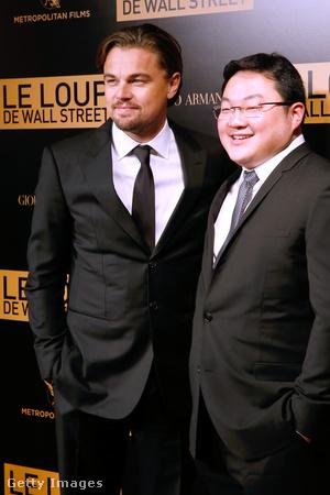 Leonardo DiCaprio és Jho Low