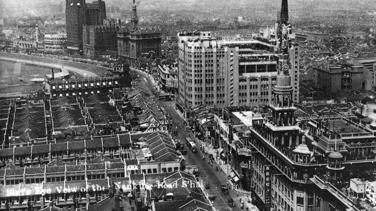 Titokzatos magyar sztárépítész Sanghajban