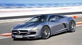 Olcsóbb sportkocsin dolgozik a Mercedes?