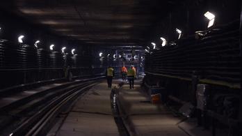 154 milliárd forintot ad az EU a 3-as metróra