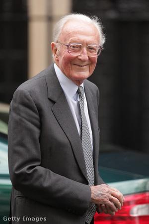 Lord Carrington 2009-ben