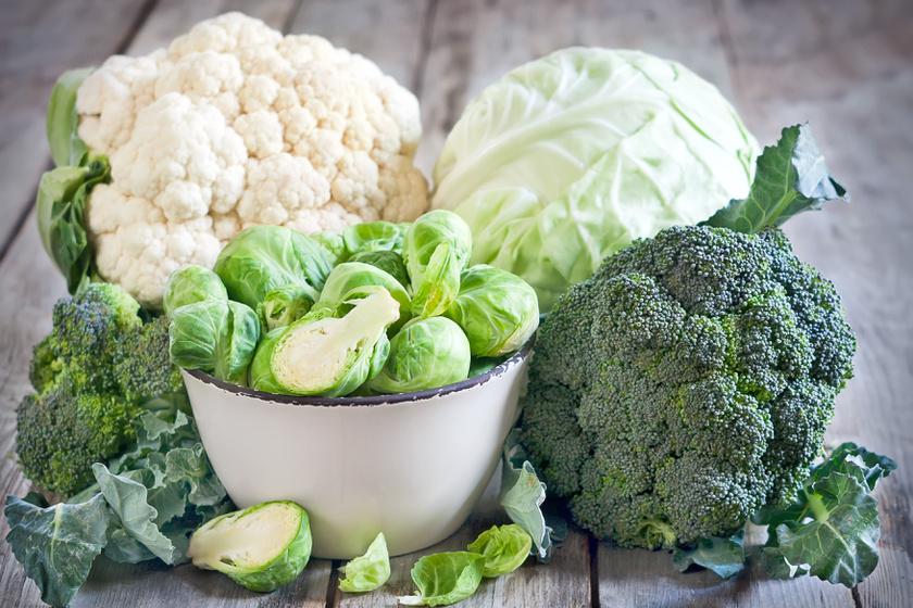 10 fogyókúrás zöldség, ami felfúj: kevés bennük a kalória, egészségesek, mégis óvatosan fogyaszd őket