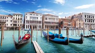Láttad már, mire épült Velence?