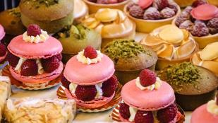 Nehezen megy a sütiválasztás külföldön? Az édességtérkép segít!