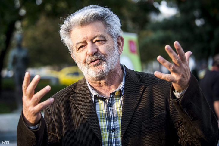 Földiák András a Szakszervezetek Együttműködési Fórumának (SZEF) elnöke