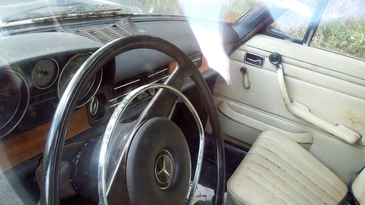 Ó, basszus, Magyarországon egy ilyen autót biztos nem támasztana le senki