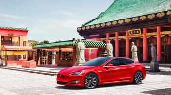 Kínában is gigagyárat épít a Tesla