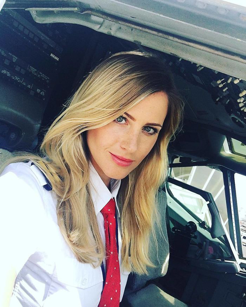 Sara fiatalon nagyon félt a repüléstől, de később már vágyott is rá. Úgy döntött, bátor lesz, és belevág a pilótaképzésbe.