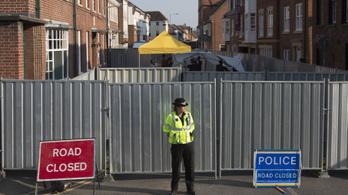Beszélni tudtak a rendőrök a megmérgezett brit férfival