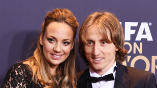 Minden, amit tudni akart Luka Modric feleségéről