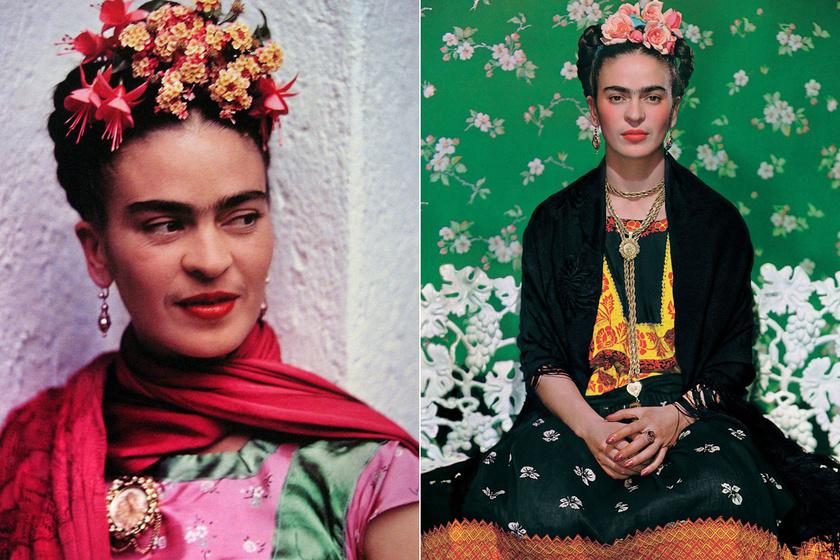 Ezért hordott mindig hosszú szoknyát Frida Kahlo – Ikonikus szettjeivel nem csak a stílusát fejezte ki