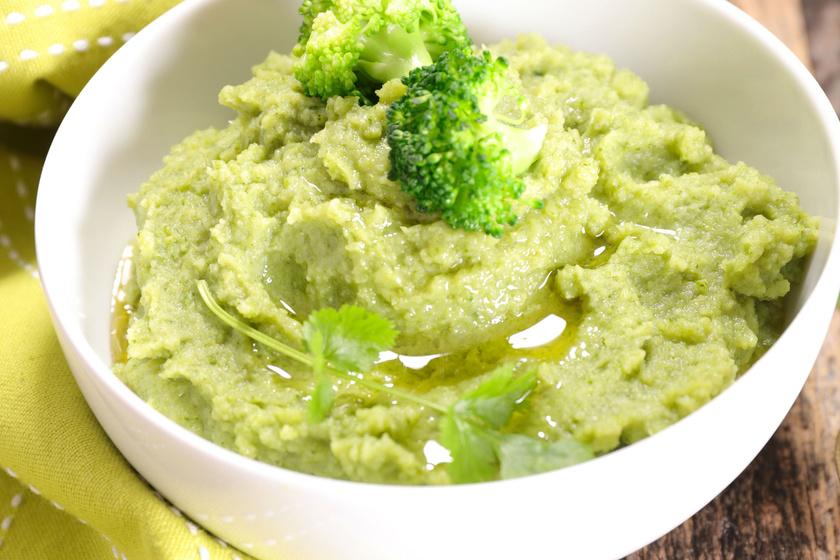 Villámgyors diétás brokkolipüré: ezt edd a krumpli helyett, és fogyni fogsz