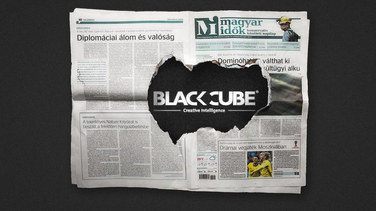 A kormányzat közelében kell keresni a Black Cube megbízóit