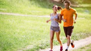 Így melegíts be futás előtt