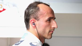 Kubica elárulta, szerződése volt a Ferrarival 2012-re