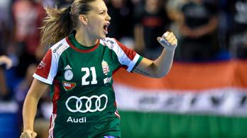 Vb-elődöntős a junior női kéziválogatott