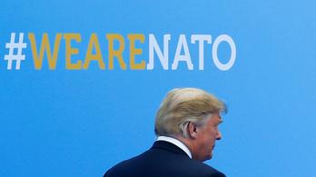 Brutálisan emelné Trump a NATO-tagok kiadásait