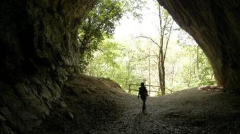 Istállós-kői barlangnál rekedt 28 túrázót mentett a katasztrófavédelem