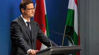 Humánus leépítést említett a közszférában Gulyás Gergely miniszter