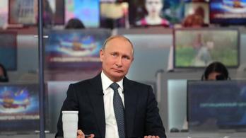 Hadgyakorlattal készül Putyin a helsinki találkozóra