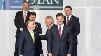 Orbán keleti veszélynek nevezte Oroszországot