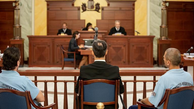 Tizenegy évre ítélték a lúgos támadót a Kúrián