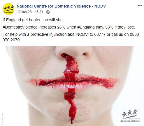 Kép: National Centre for Domestic Violence / Facebook