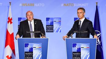 Stoltenberg: Grúzia a NATO tagja lesz