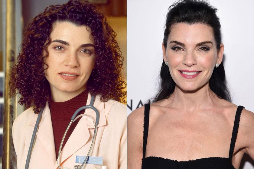 A Carol nővért alakító Julianna Margulies most is színészkedik, a magyar nézők évekig láthatták a Férjem védelmében című sorozatban, de a Dietland című 2018-as alkotásban is ő szerepel.