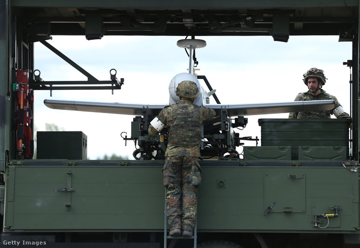 Litvániai Nato hadgyakorlat 2018-ban