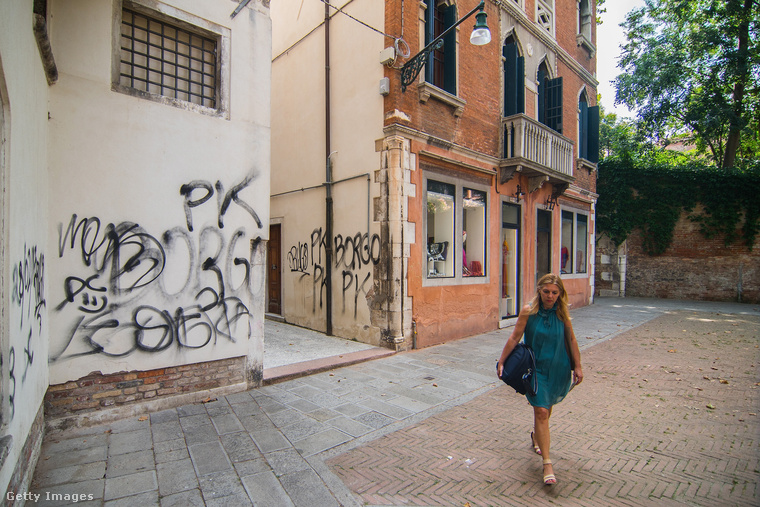 Igen, tudjuk, nem minden graffiti csúnyítja el a várost, van, amelyik kifejezetten művészi értékű