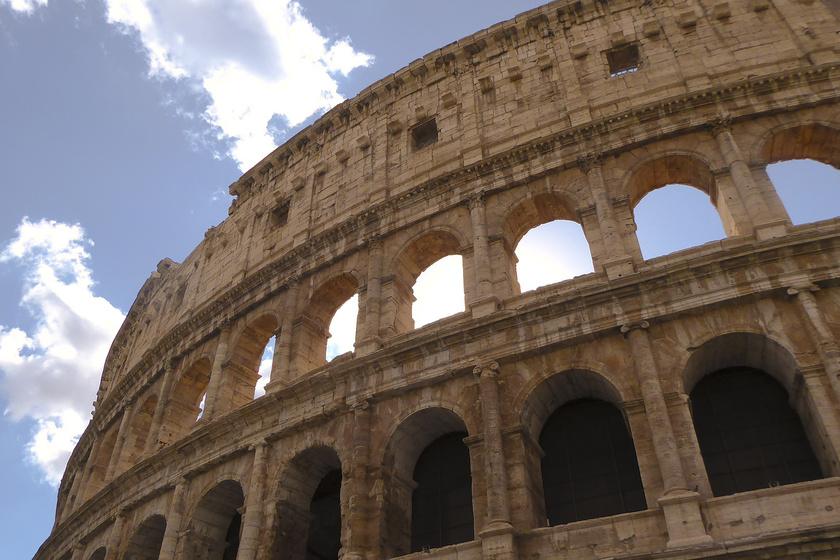 A Colosseum, egykori harcok színtere