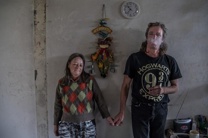 Kati és Zoli két éve vannak együtt, sosem mennének be szállóra.