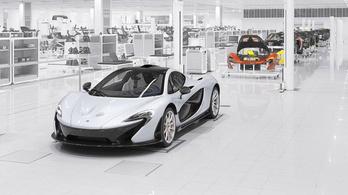 Tizennyolc új McLaren érkezik