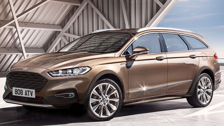 mondeo active pv